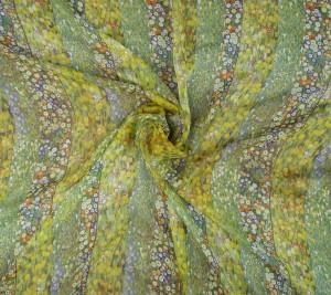 Muślin jedwabny - sygnowany G.Klimt