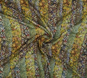 Jedwab twill - motyw G.Klimt