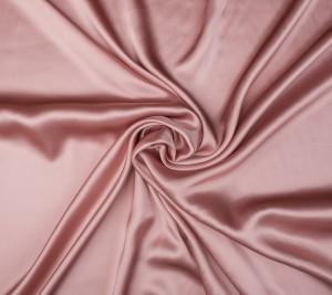 Satyna jedwabna - jasny fiolet - resztka 210 cm x 140 cm