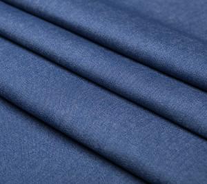 Dżins bawełniany - Denim - ciemno niebieski