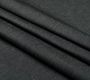 Dżins bawełniany - Denim - grafitowy