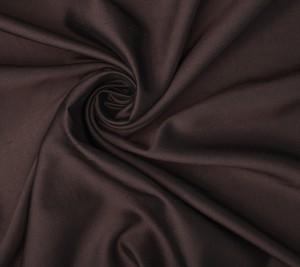 Jedwab - ciemno brązowy