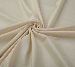 Bawełna cienka elastyczna - beżowa