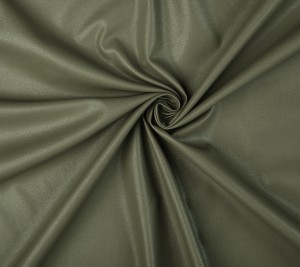 Ecoskóra w kolorze khaki - REGULAR