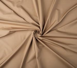 Popelina bawełniana - kolor camel - sygnowana