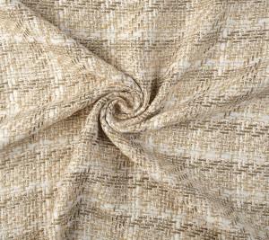 Tkanina chanelka - kolor jasnego złota