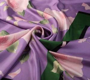 Jedwab twill Valentino - PANEL - rozmiar 300cm*140cm