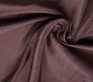 Jedwab jednolity w śliwkowym kolorze
