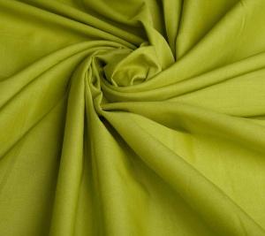 Włoska Bawełna w kolorze jasna zieleń