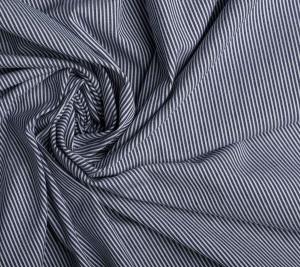 Dżins - włoska bawełna w paski