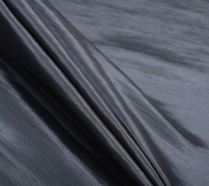 Jedwab jednolity -stonowany grafit