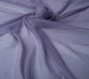 Szyfon jedwabny w kolorze lawendy