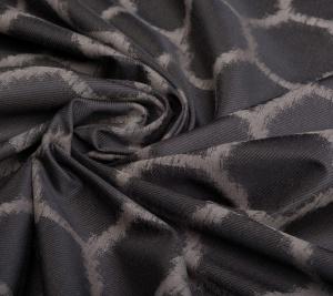 Tkanina bawełna figury plamki- żakardowa
