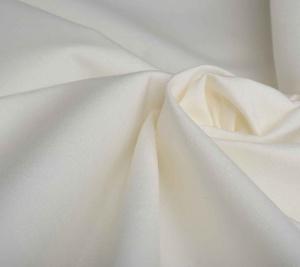 Dżins biały - gruby elastyczny
