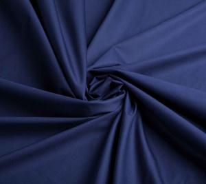 Włoska Bawełna niebieska cienka