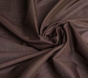Batyst bawełniany  w kolorze brązowym