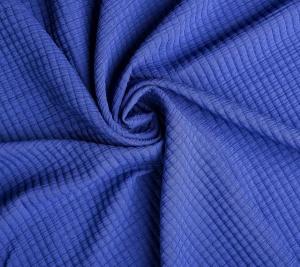 Materiał niebieski