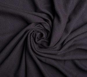 Tkanina wiskoza czarna elastyczna