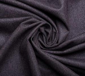 Włoska  Flanela w kolorze ciemny fiolet
