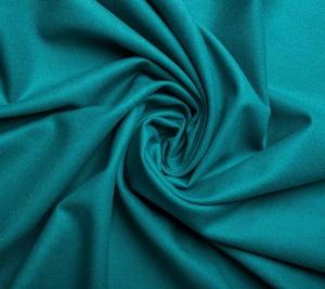 Włoska Flanela w kolorze zielonym