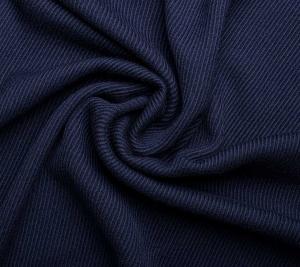 Wełna gruba - niebieska
