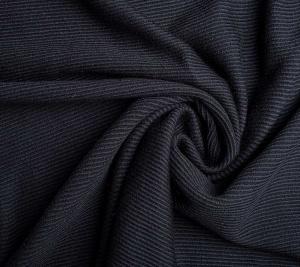 Włoska Wełna gruba czarna