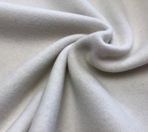 Wełna dwustronna biały kolor