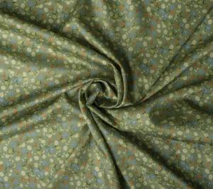 Bawełna organiczna - stokrotki