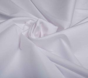 Tkanina bawełniana koszulowa - Biała