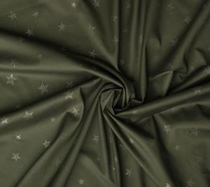 Batyst bawełniany w gwiazdy