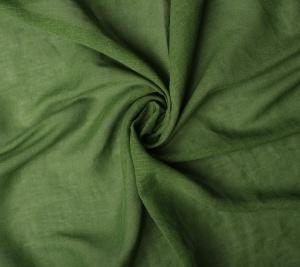 Len cienki w kolorze zielonym