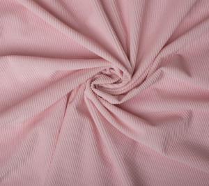 Sztruks bawełniany - różowy kolor