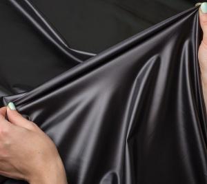 Ecoskóra elastyczna - czarna