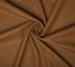 Wełna płaszczowa - brązowa