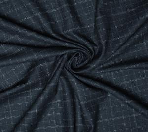 Tkanina bawełniana z kaszmirem Zegna