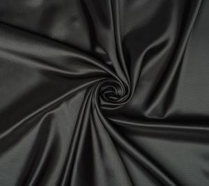 Podszewka wiskozowa czarna