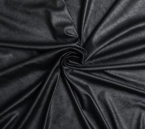 Eko skóra elastyczna czarna