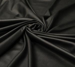 Ecoskóra w czarnym kolorze