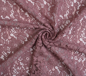 Koronka koderowa blady fiolet